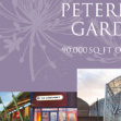 Twentyretail Peterborough Garden Park - 4 sided brochure