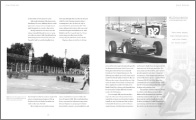 Virgin Publishing 'Murray Walker's Heroes' page layouts (non fiction)